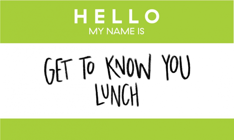 Get to Know You Luncheon | AIGA